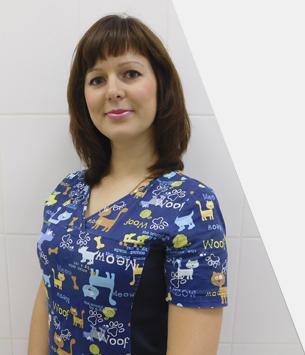 Марченко Анна Александровна