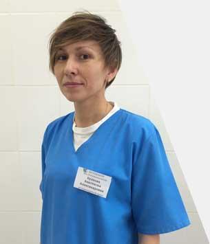 Булкова Анастасия Александровна
